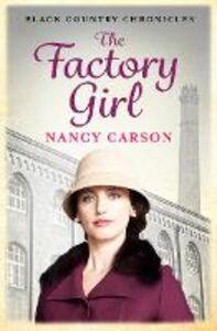 Ebook in inglese Factory Girl Carson, Nancy