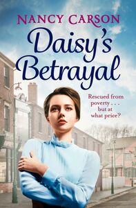 Ebook in inglese Daisy's Betrayal Carson, Nancy