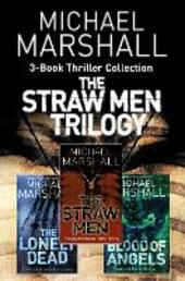 The Straw Men 3-Book Thriller Collection