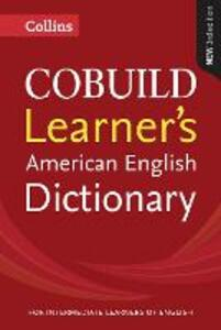 Collins COBUILD Learner's American English Dictionary - cover
