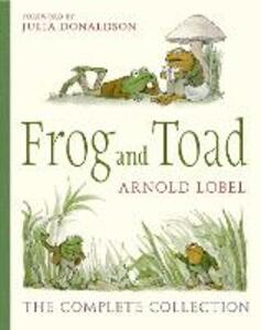 Frog and Toad: The Complete Collection - Arnold Lobel - cover