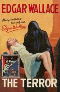 Ebook in inglese The Terror Wallace, Edgar