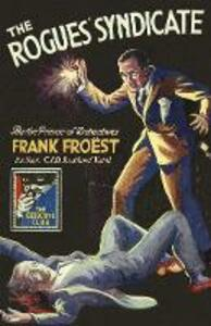 The Rogues' Syndicate: The Maelstrom - Frank Froest - cover