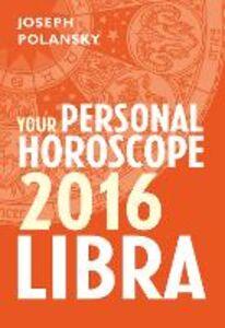 Foto Cover di Libra 2016, Ebook inglese di Joseph Polansky, edito da HarperCollins Publishers
