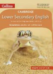 Lower Secondary English Student's Book: Stage 9 - Julia Burchell,Mike Gould - cover