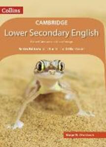Lower Secondary English Workbook: Stage 9 - Julia Burchell,Mike Gould - cover