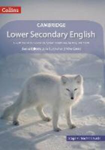Lower Secondary English Teacher's Guide: Stage 7 - Julia Burchell,Mike Gould - cover