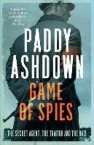 Ebook in inglese Game of Spies Ashdown, Paddy