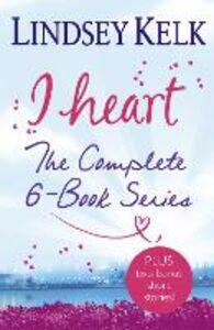 Ebook in inglese Lindsey Kelk 6-Book 'I Heart...' Collection Kelk, Lindsey