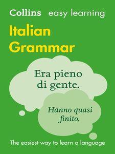 Ebook Easy Learning Italian Grammar Dictionaries, Collins