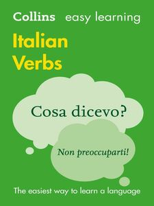 Ebook Easy Learning Italian Verbs Dictionaries, Collins
