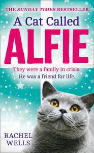 A Cat Called Alfie - Rachel Wells - cover