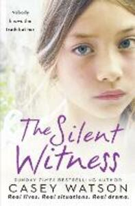 The Silent Witness - Casey Watson - cover