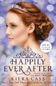 Happily Ever After - Kiera Cass - cover