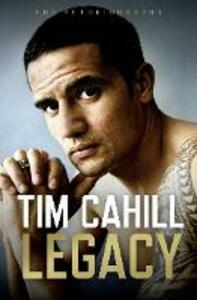 Legacy: The Autobiography of Tim Cahill - Tim Cahill - cover