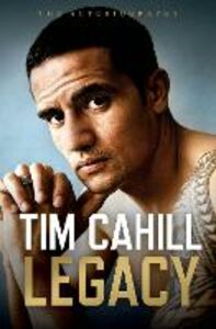 Ebook in inglese Legacy Cahill, Tim