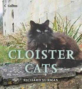 Ebook in inglese Cloister Cats Surman, Richard