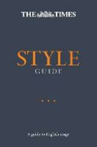Ebook in inglese The Times Style Guide -, -