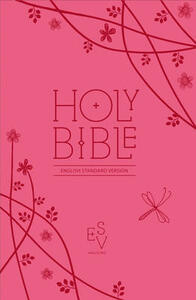 Holy Bible: English Standard Version (Esv) Anglicised Pink Compact Gift Edition with Zip - Collins Anglicised ESV Bibles - cover