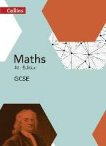 GCSE Maths AQA Foundation Student Book Answer Booklet - cover
