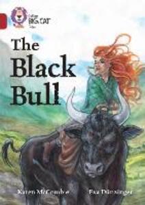 The Black Bull: Band 14/Ruby - Karen McCombie - cover
