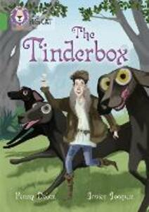 The Tinderbox: Band 15/Emerald - Penny Dolan - cover