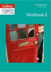 International Primary English Workbook 2 - Joyce Vallar - cover