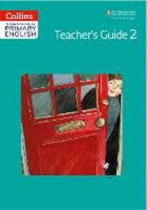 International Primary English Teacher's Book 2 - Joyce Vallar - cover
