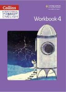 International Primary English Workbook 4 - Catherine Baker - cover
