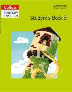 International Primary English Student's Book 5 - Fiona MacGregor - cover