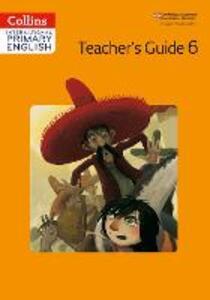 International Primary English Teacher's Book 6 - Jennifer Martin - cover