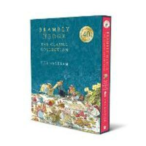 The Brambly Hedge Complete Collection - Jill Barklem - cover