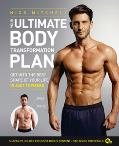 Ebook in inglese Your Ultimate Body Transformation Plan Mitchell, Nick