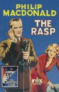 The Rasp - Philip MacDonald - cover