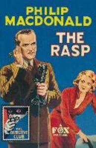 Ebook in inglese The Rasp MacDonald, Philip