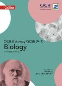 OCR Gateway GCSE Biology 9-1 Student Book - Anne Pilling,John Beeby,Tracey Baxter - cover