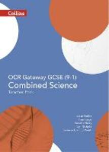 OCR Gateway GCSE Combined Science 9-1 Teacher Pack - cover