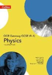 OCR Gateway GCSE Physics 9-1 Teacher Pack - cover