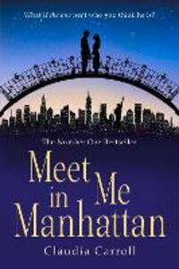 Ebook in inglese Meet Me In Manhattan Carroll, Claudia