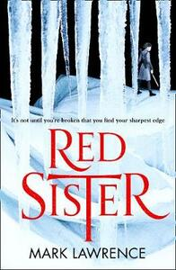 Red Sister - Mark Lawrence - cover