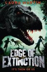 Edge of Extinction - Laura Martin - cover