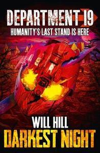 Darkest Night - Will Hill - cover