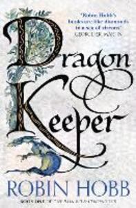 Dragon Keeper - Robin Hobb - cover