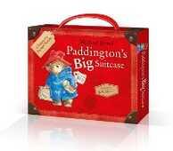 Libro in inglese Paddington's Big Suitcase Michael Bond