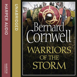 Warriors of the Storm - Bernard Cornwell - cover