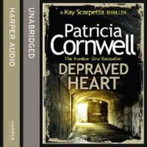 Depraved Heart - Patricia Cornwell - cover