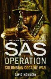 Foto Cover di Colombian Cocaine War, Ebook inglese di David Monnery, edito da HarperCollins Publishers