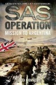 Mission to Argentina - David Monnery - cover