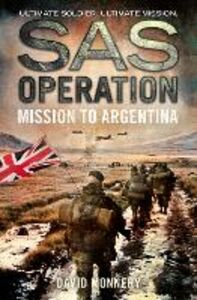 Ebook in inglese Mission to Argentina Monnery, David