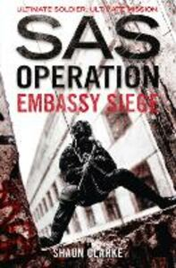Ebook in inglese Embassy Siege Clarke, Shaun